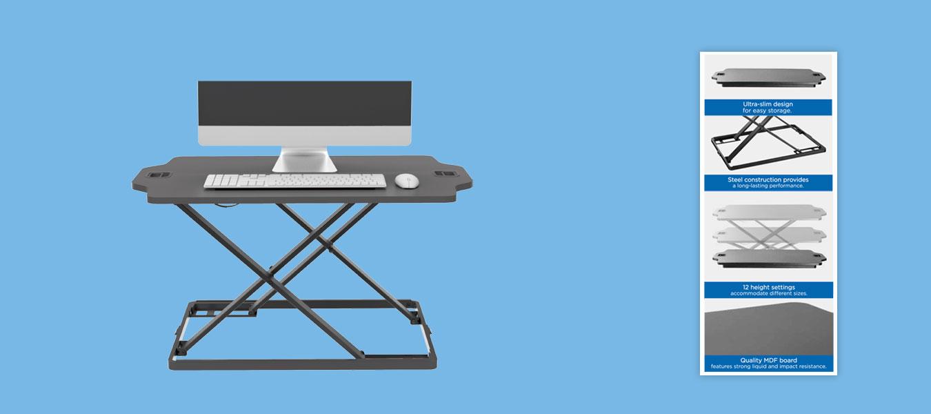 Ergonomic Sit-Stand Workstations