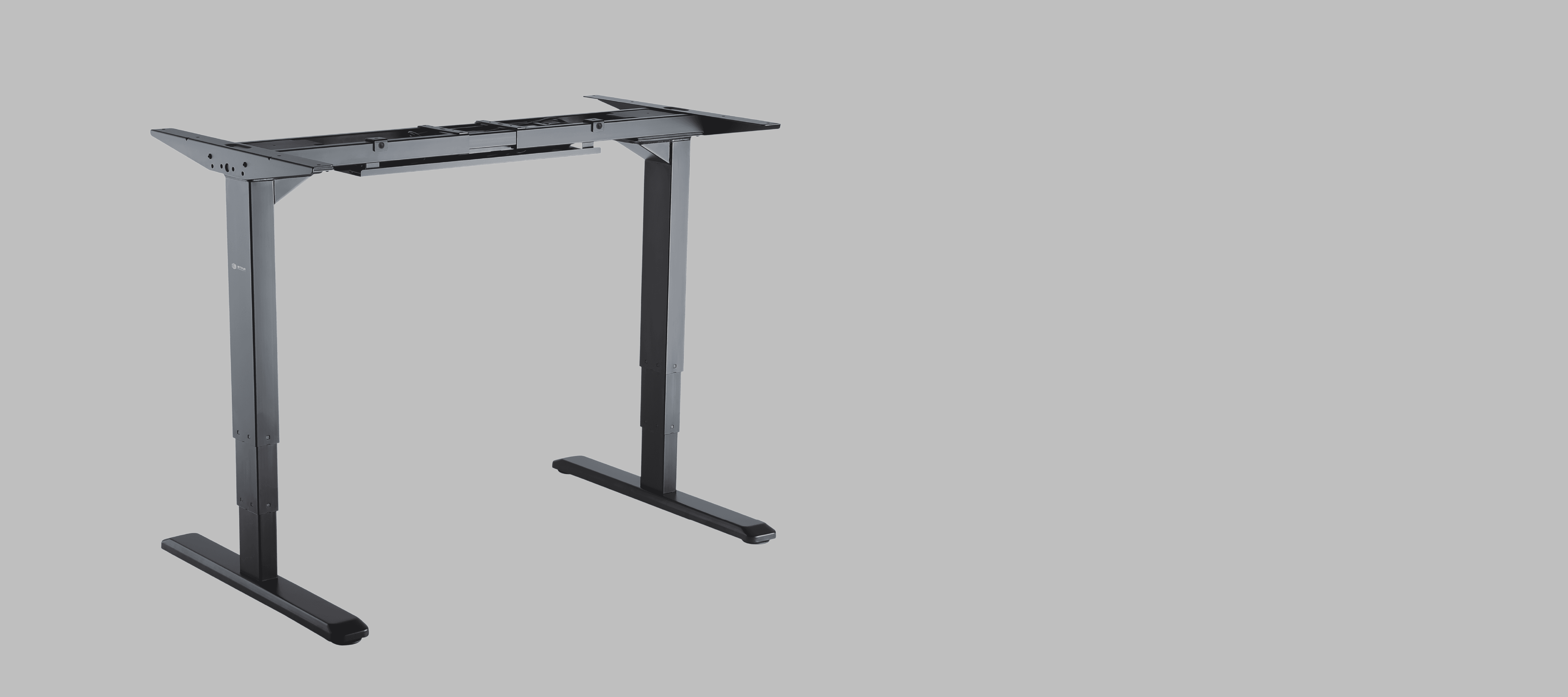 3 Stage Reverse Dual Motor Electric Sit Stand Desk Frame Se06e1fb