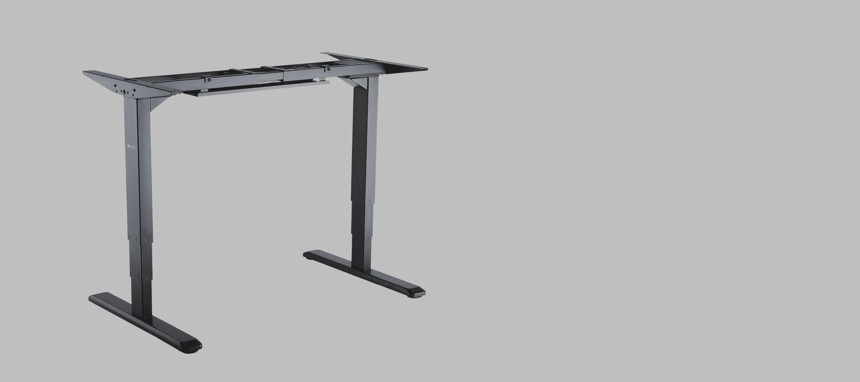 Electric Standing Desk Frame - SE06E1FB | Star Ergonomics | Star ...