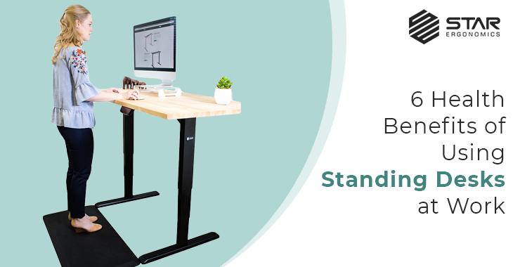 Portable Electric Standing Desk Converte